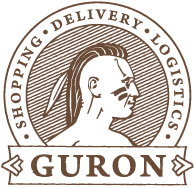 служба доставки гурон
